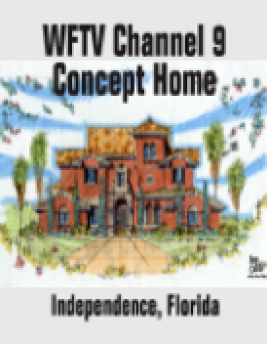 WFTV Channel 9 Concept Home